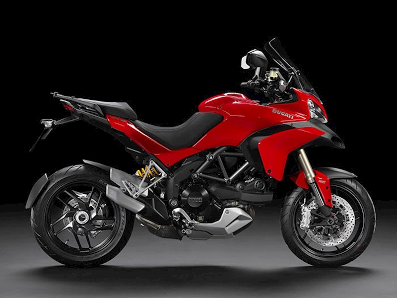 Multistrada 1200S Adventure 1200 Manual Petrol