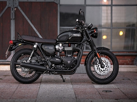 Bonneville T120 1200 Retro Naked Manual Petrol
