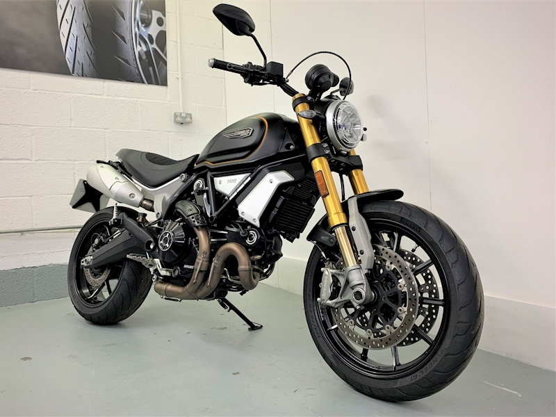 Ducati SCRAMBLER 1100 SPORT Unknown - Large 0