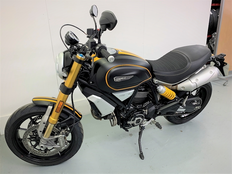 Ducati SCRAMBLER 1100 SPORT Unknown - Large 7