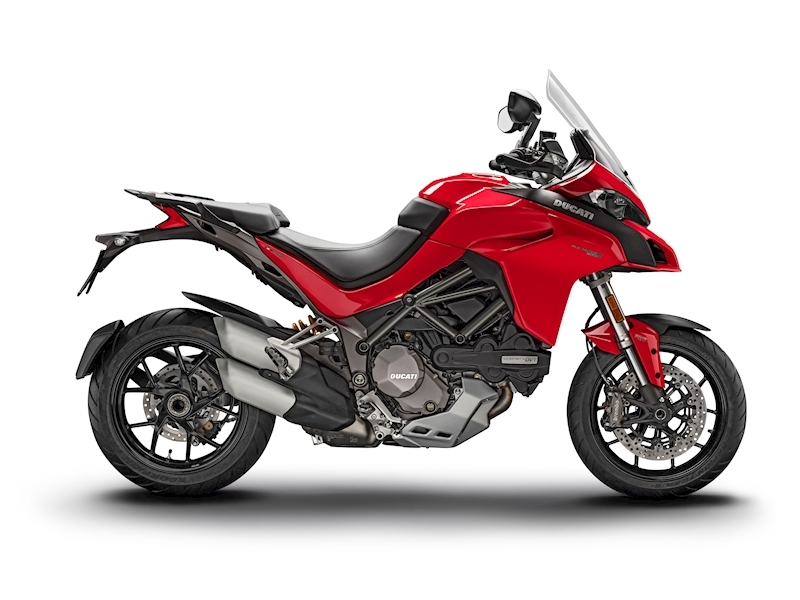MULTISTRADA 1260 ST ADVENTURE TOURER 1260 MANUAL UNLEADED