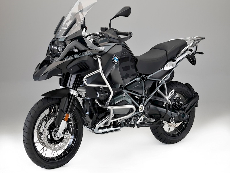 BMW R 1200 GS TE - Large 1