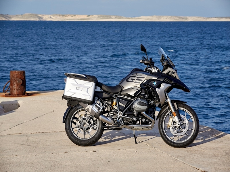 BMW R 1200 GS TE - Large 0