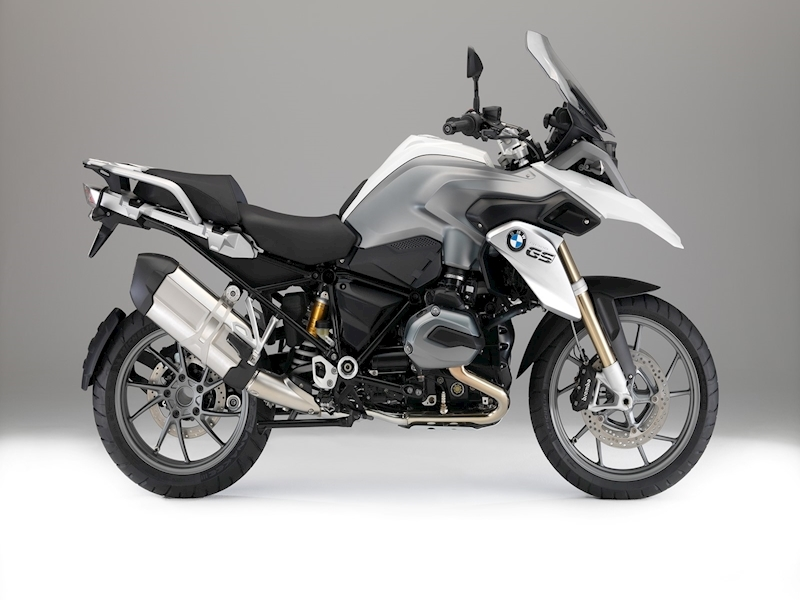 BMW R 1200 GS TE - Large 2