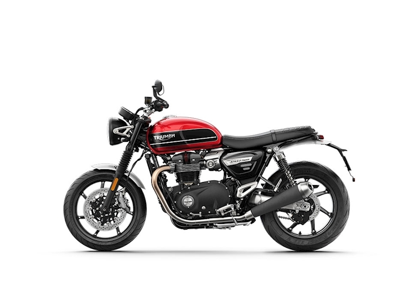 TRIUMPH SPEED TWIN - Large 0