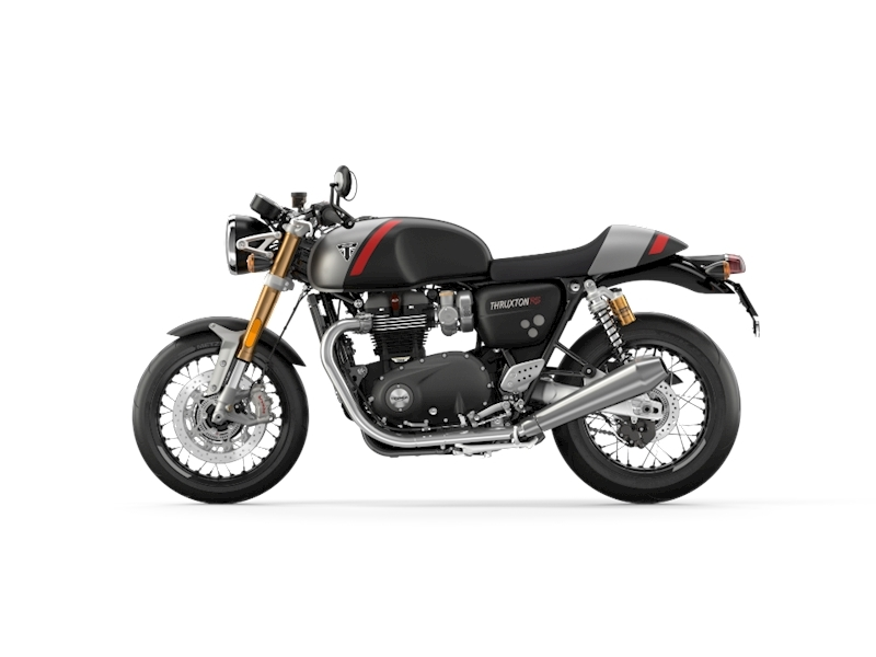 THRUXTON RS MODERN CLASSIC 1200 MANUAL UNLEADED