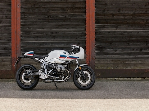 BMW R nine T Racer S
