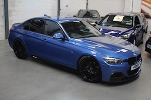 3 Series 318D M Sport 2.0 4dr Saloon Manual Diesel
