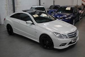 E Class E250 Cdi Blueefficiency Sport Coupe 2.1 Automatic Diesel