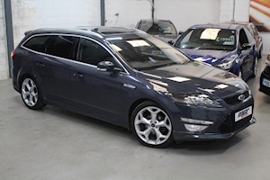 Mondeo Titanium X Sport Tdci Estate 2.2 Manual Diesel