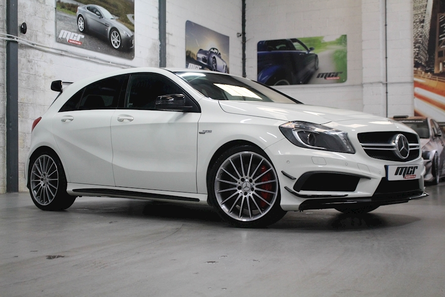 A-Class A45 Amg Aero Kit 2.0 5dr Hatchback Automatic Petrol