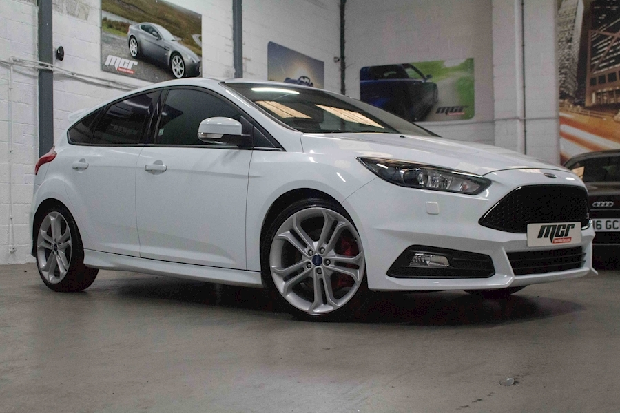 Focus St-3 Tdci Hatchback 2.0 Manual Diesel