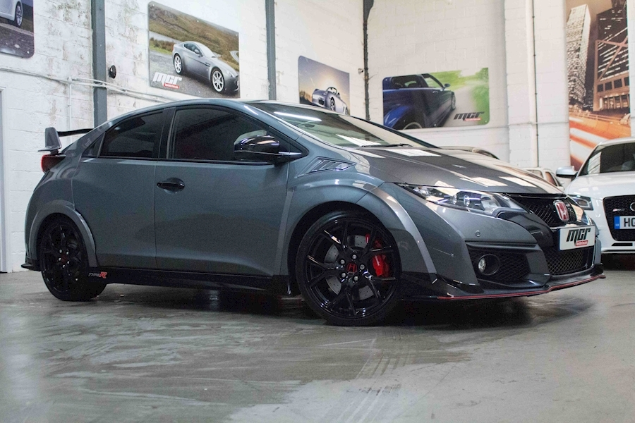 Civic I-Vtec Type R Gt 2.0 5dr Hatchback Manual Petrol