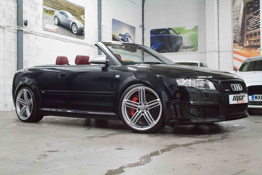 A4 Rs4 Quattro Convertible 4.2 Manual Petrol