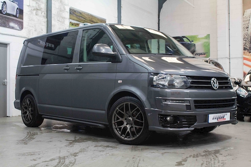 Transporter T30 Tdi Kombi Bmt Highline Van With Side Windows 2.0 Automatic Diesel