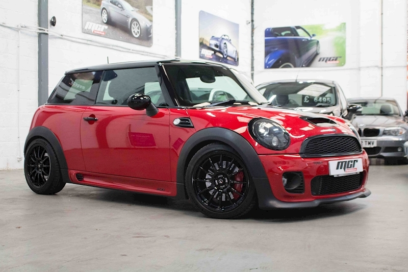 Mini John Cooper Works Hatchback 1.6 Manual Petrol