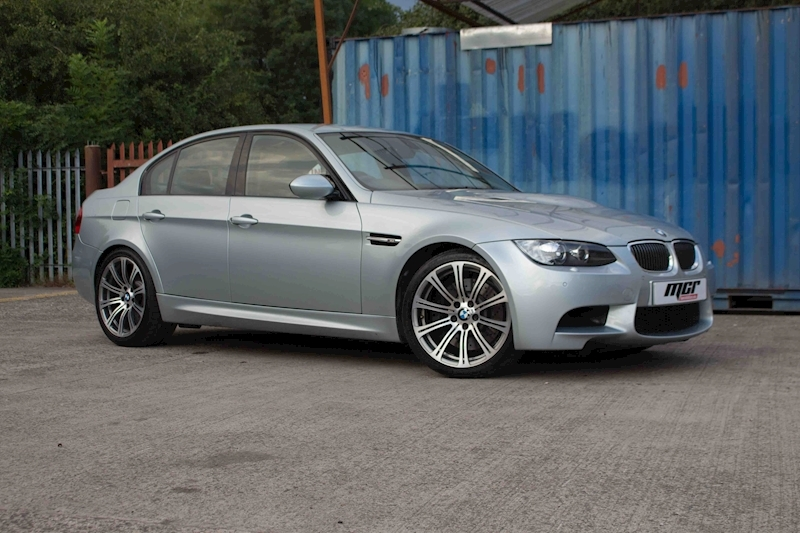 3 Series M3 Saloon 4.0 Manual Petrol