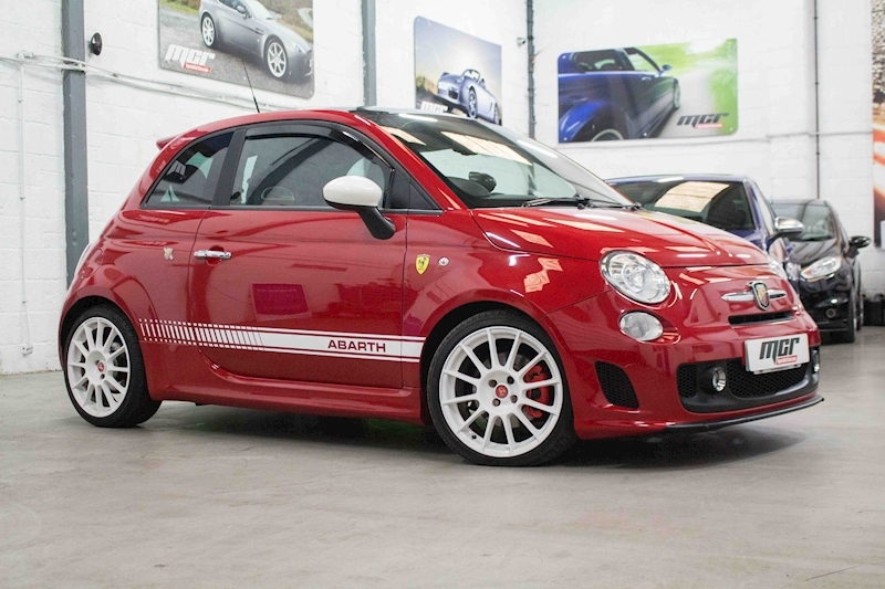 500 Abarth Hatchback 1.4 Manual Petrol