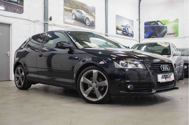 A3 Tdi S Line Special Edition Hatchback 2.0 Manual Diesel