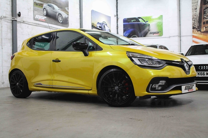 Clio Renaultsport Nav Trophy Hatchback 1.6 Automatic Petrol