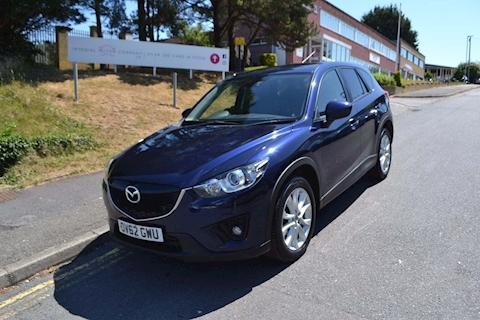Cx-5 D Sport Nav 2.2 5dr Estate Manual Diesel