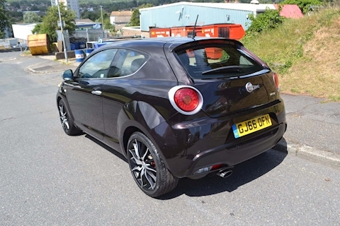 Mito Twinair Super 0.9 3dr Hatchback Manual Petrol