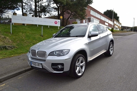 X6 Xdrive40d Coupe 3.0 Automatic Diesel
