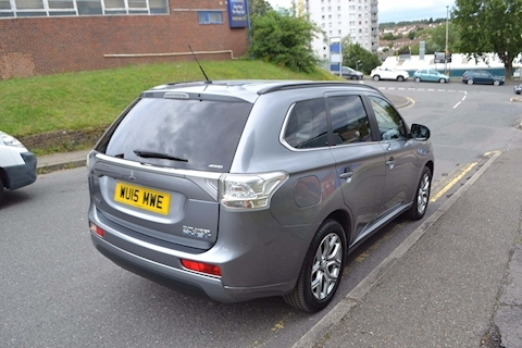 Outlander Phev Gx 4H Estate 2.0 Semi Auto Petrol/Electric