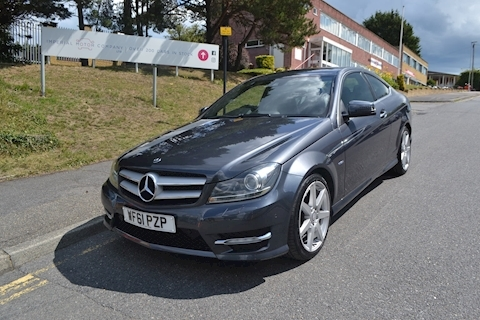 C Class C220 Cdi Blueefficiency Amg Sport Ed125 Coupe 2.1 Automatic Diesel