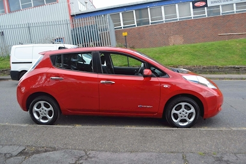 Leaf Acenta Hatchback 0.0 Automatic Electric