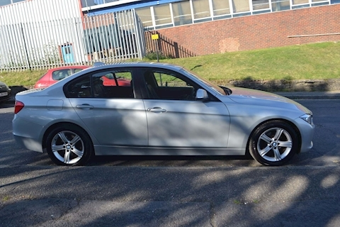 3 Series 318D Se Saloon 2.0 Automatic Diesel