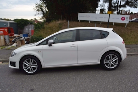 Leon Tdi Cr Fr Hatchback 2.0 Manual Diesel