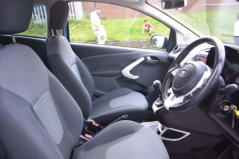 Ka Zetec Hatchback 1.2 Manual Petrol