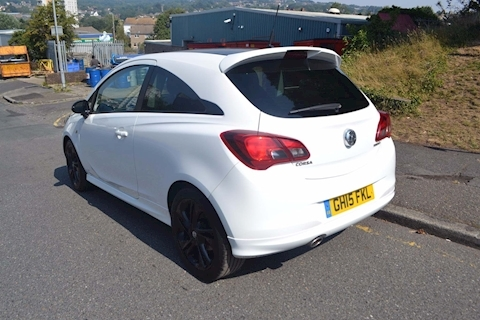 Corsa Limited Edition S/S Hatchback 1.4 Manual Petrol