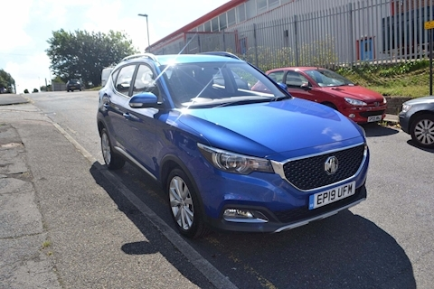 Mg Zs Excite Hatchback 1.0 Automatic Petrol