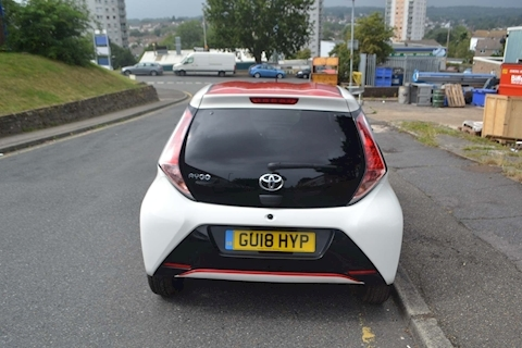 Aygo Vvt-I X-Press Hatchback 1.0 Manual Petrol