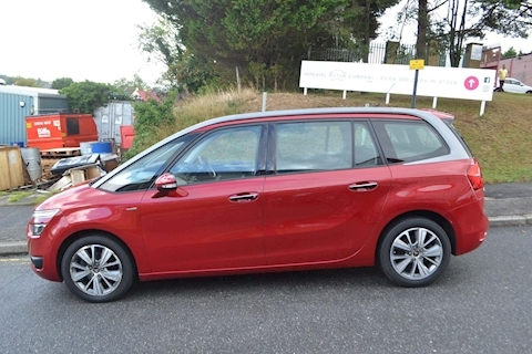 C4 Picasso Grand E-Hdi Airdream Exclusive Mpv 1.6 Manual Diesel
