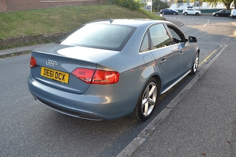 A4 S line 2.0 4dr Saloon Manual Diesel