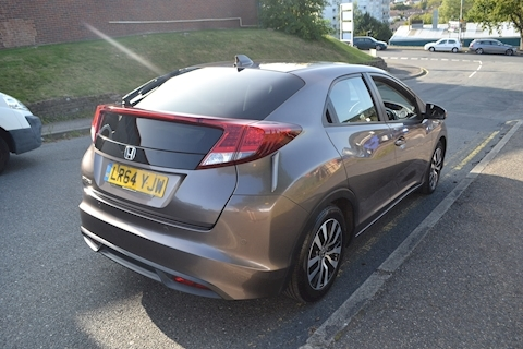 Civic SE Plus 1.6 5dr Hatchback Manual Diesel