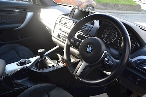 1 Series 120d M Sport 5 door 1.6 5dr 5 Door Sports Hatch Manual Petrol