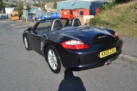 Boxster 987 2.7 2dr Convertible Manual Petrol