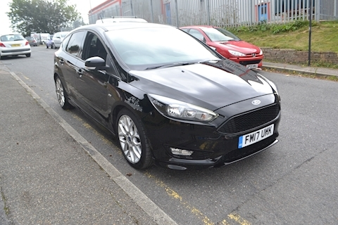 Focus ST-Line 1.5 5dr Hatchback Manual Diesel