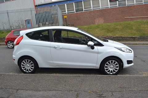 Fiesta Style 1.3 3dr Hatchback Manual Petrol
