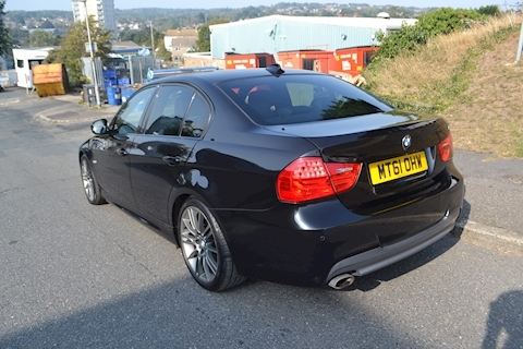 3 Series 318d Sport Plus Edition 2.0 4dr Saloon Manual Diesel