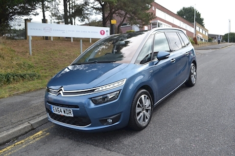 Grand C4 Picasso Exclusive+ 1.6 5dr MPV Manual Diesel
