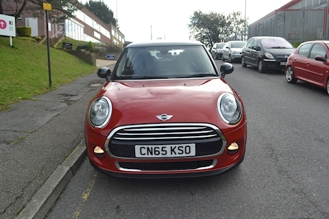 Hatch Cooper 3-Door Hatch 1.5 3dr Hatchback Manual Petrol