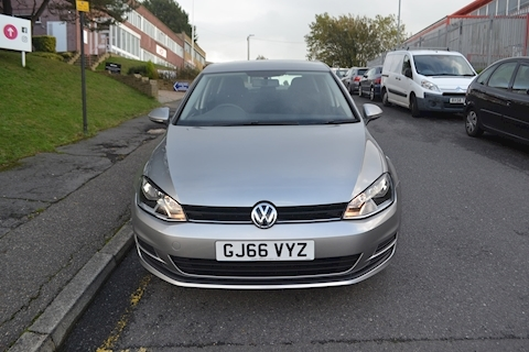 Golf S 1.6 5dr Hatchback Manual Diesel