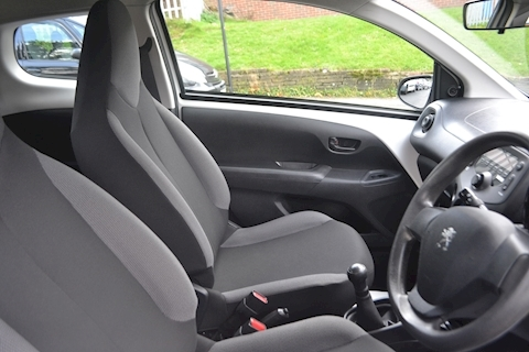 108 Access 1.0 3dr Hatchback Manual Petrol