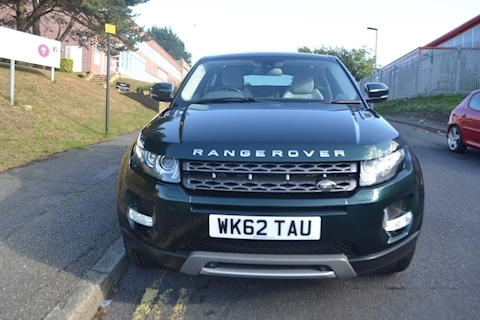 Range Rover Evoque Pure 2.2 3dr Coupe Automatic Diesel