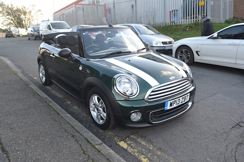 1.6 One (Salt) Convertible 2dr Petrol Automatic (154 g/km, 98 bhp)